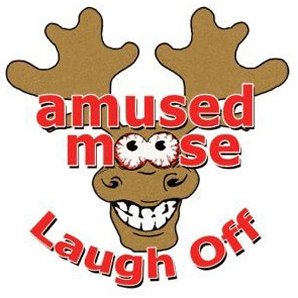 Amused Moosed Laugh Off Competition
